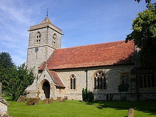 Bishops Itchington village in the United Kingdom