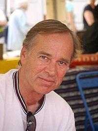 Björn Larsson - Comédie du Livre 2010 - P1390808.jpg
