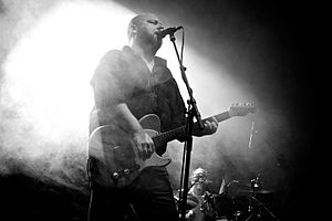 Pixies - Founding member and principal songwriter Black Francis