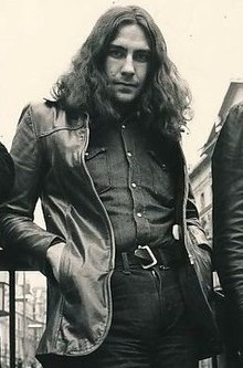 Something is. ozzy bill ward swinging the chain piece
