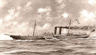 Blockade runners of the American Civil War