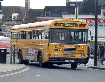344px Blue_Bird_TC3000_of_First_Essex_in_Braintree blue bird corporation wikipedia Bluebird Bus Electrical Schematics at mifinder.co