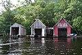 Boat Houses in Urquhart Bay. - geograph.org.uk - 209422.jpg