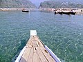 Boats, Mountains, Transparent Water, Working Man and Woman, Shops, Sands near Piyain River, Jaflong, Sylhet 42.jpg