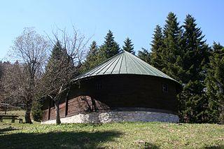 Savković Village in Serbia