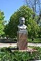 Bobrynets Monument of M.Kropyvnytskiy Lenina Str. Park (YDS 9481).jpg