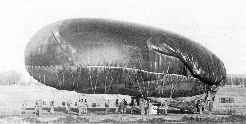 Boden airship