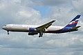 Boeing 767-36NER VP-BAY Aeroflot (9088552860).jpg