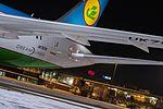 Boeing 787 Dreamliner at Riga Airport (32119237020).jpg