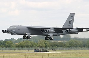 Boeing B-52H Stratofortress, USA - Air Force AN0632368.jpg