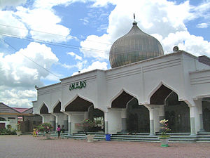 Bojonegoro Regency - Bojonegoro Great Mosque