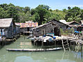 Bokori, a Sama-Bajau village in Southwest Sulawesi, Indonesia.jpg