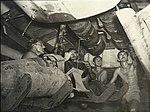 Bombing up 13 Squadron RAAF Ventura Jun 1945 AWM NWA0925.jpg