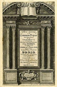 Book of Common Prayer - Wikipedia