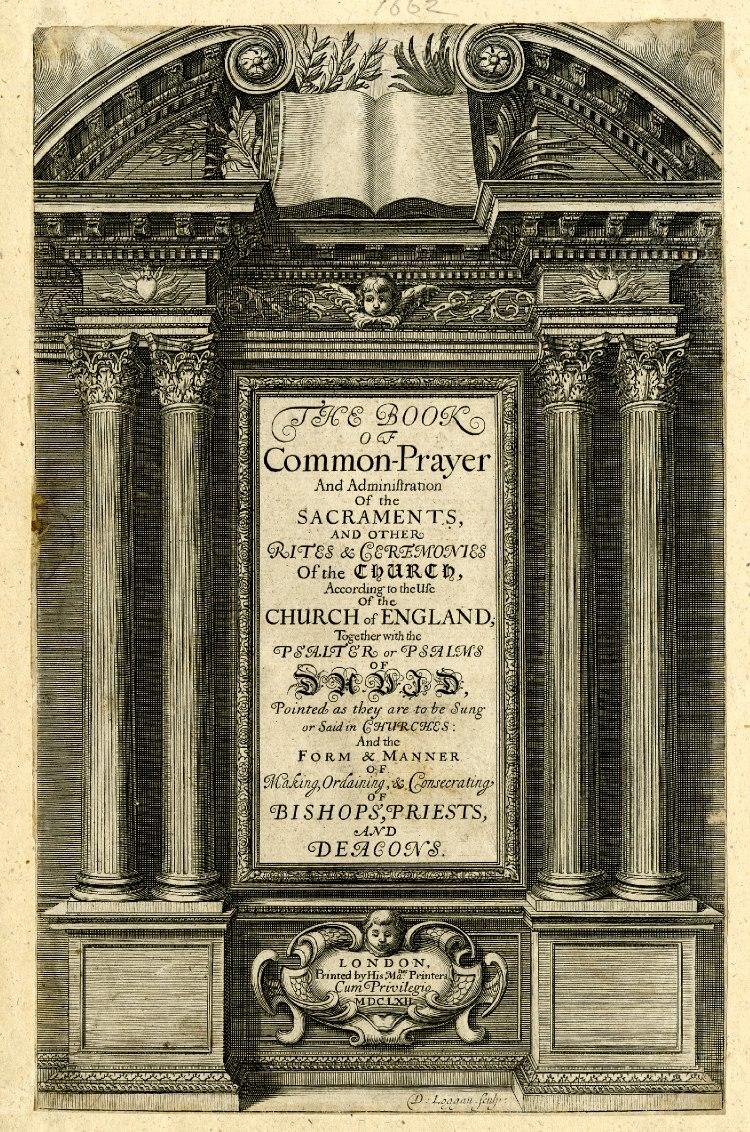 Book of Common Prayer (1662)