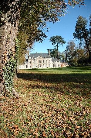 Château du Bosc Théroulde - Château in September