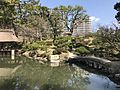 Boshunkyo Bridge in Shukkei Garden 1.jpg