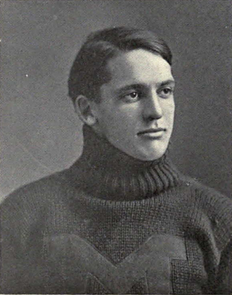 Boss Weeks - Weeks from the 1903 Michiganensian