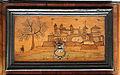 Bottega forse della germania meridionale, stipo con intarsi, 1610 ca. 03.JPG