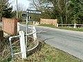 Bottom Of Hascot Hill - geograph.org.uk - 1763738.jpg