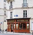 Boulangerie-pâtisserie, 30 rue d'Alésia, Paris 14e.jpg