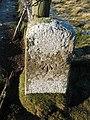 Boundary stone, Rangely Kip - geograph.org.uk - 642290.jpg