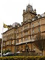 Bournemouth, flag flying outside the Town Hall - geograph.org.uk - 1611506.jpg