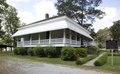 Boyhood home of Hank Williams in Georgiana, Alabama LCCN2010640192.tif