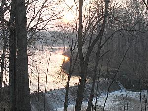 Portage River (Kalamazoo/St. Joseph Counties) - Boys Dam and Hoffman Pond