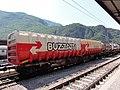 Bozen-Bolzano Hauptbahnhof — Buzatti-Kesselwägen.jpg