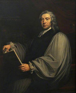 Thomas Tanner (bishop) - Bishop Tanner.
