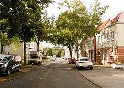 Brüggemannstraße in Aachen