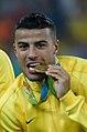 Brasil conquista primeiro ouro olímpico nos penaltis 1039259-20082016- mg 4209 (cropped).jpg
