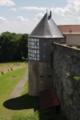 Breitenbach am Herzberg Burg Herzberg Wohnturm N.png