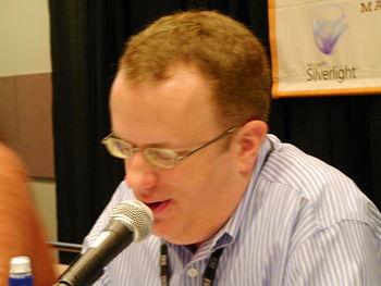 "Brendan Eich speaking on ""browser wars: d..."