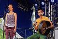 Brest - Fête de la musique 2014 - Kendegouezh Duo - 009.jpg