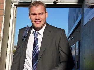 Brian Jensen (footballer, born 1975) Football goalkeeper