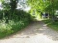 Bridleway to Kiddington Cottage - geograph.org.uk - 1568599.jpg