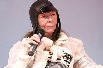 Brigitte Fontaine - Brigitte Fontaine in 2010