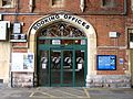 Bristol TM, Booking Offices entrance from Brunel's station.jpg