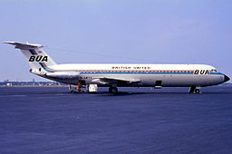British United BAC 111