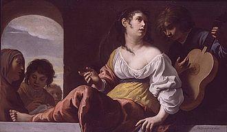Jan Gerritsz van Bronckhorst - Image: Bronckhorst, Jan Gerritsz. van (1603 1661) Muzikaal gezelschap aan een balustrade