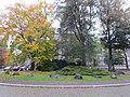 Bronzedenkmal Marx und Engels. Bild 1.JPG