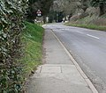 Brooksby Road near Brooksby Agricultural College - geograph.org.uk - 1208489.jpg