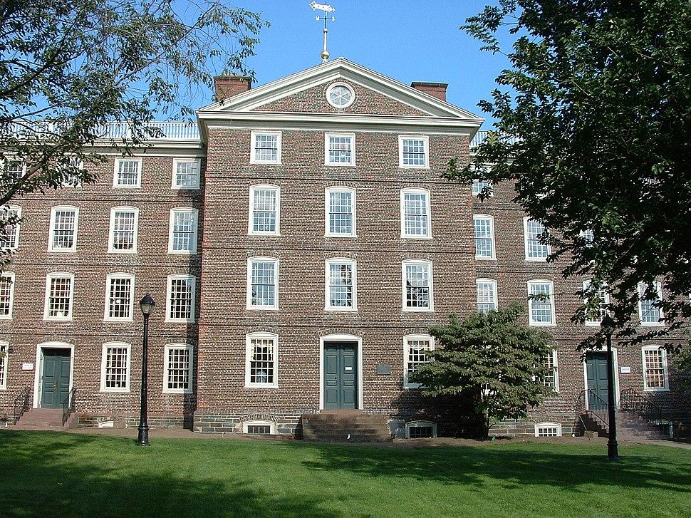 BrownUniversity-UniversityHall