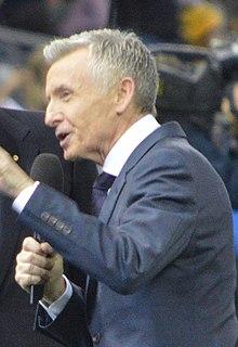Bruce McAvaney Australian sports broadcaster (born 1953)