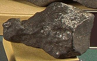Bruderheim - Fragment of Bruderheim meteorite