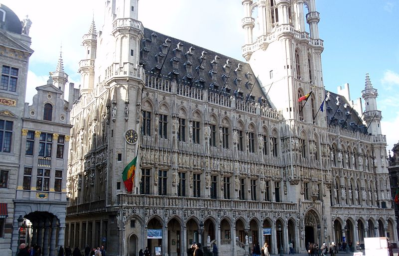 File brussels town la grand place de bruxelles - Office de tourisme bruxelles grand place ...