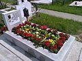 Bucuresti, Romania, Cimitirul Bellu Catolic. Mormantul compozitorului Dan Iagnov, inceputul lunii mai 2015.jpg