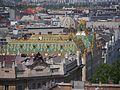 Budapest Basilika Sz. István Blick von der Kuppel 04.JPG